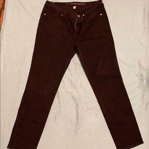 Lauren Conrad Black Skinny Jeans